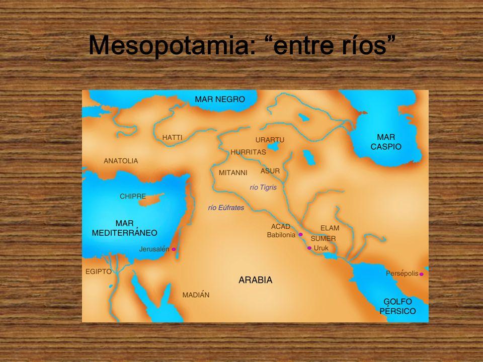 Mesopotamia: entre ríos