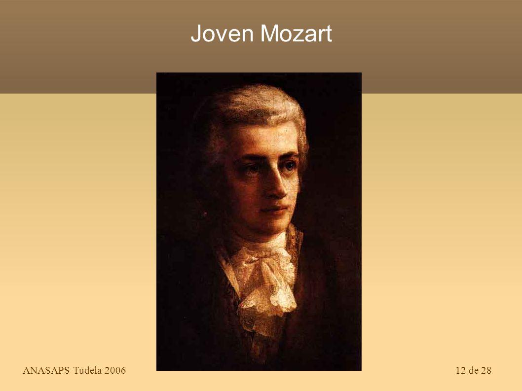 Joven Mozart ANASAPS Tudela 2006