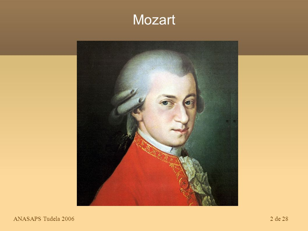 Mozart ANASAPS Tudela 2006