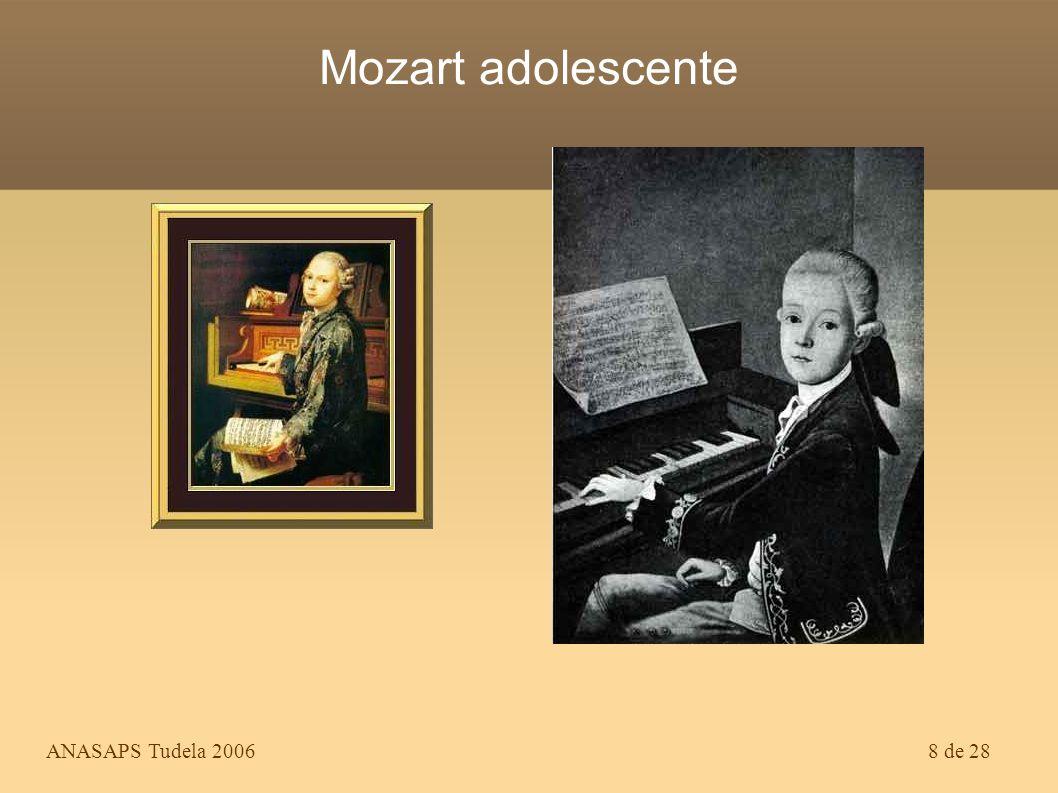 Mozart adolescente ANASAPS Tudela 2006