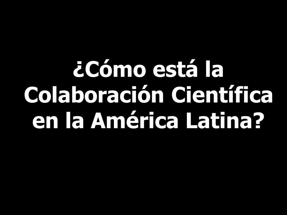 Colaboración Científica
