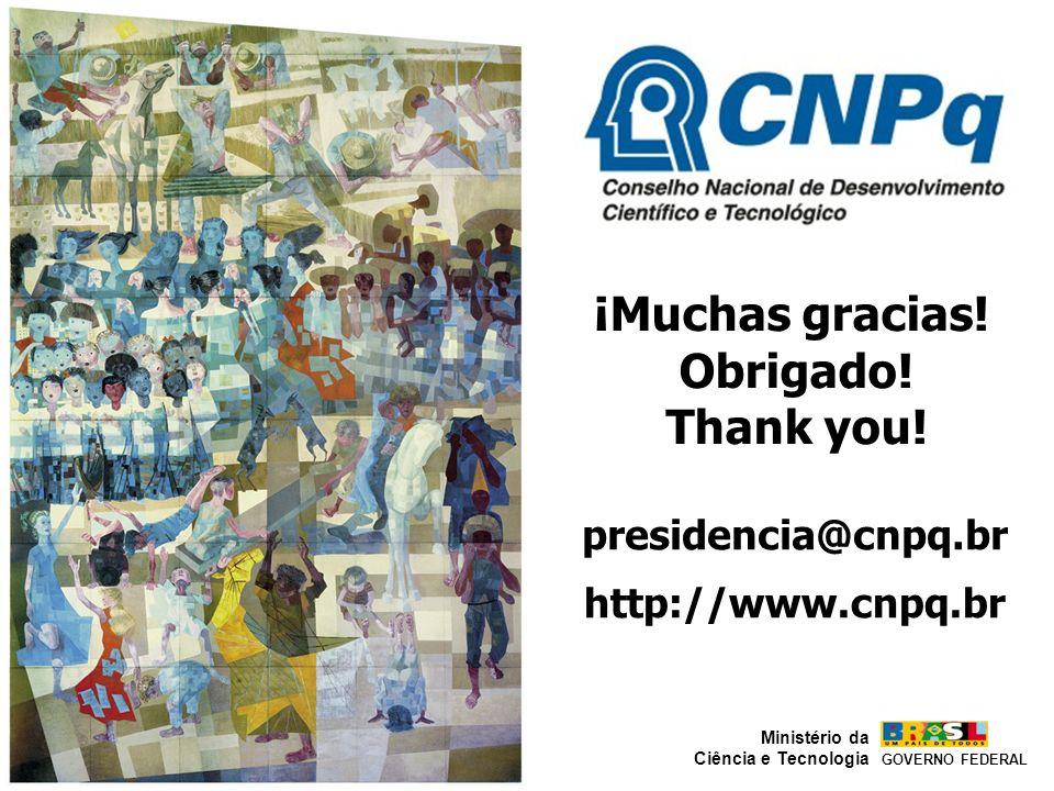 ¡Muchas gracias! Obrigado! Thank you!