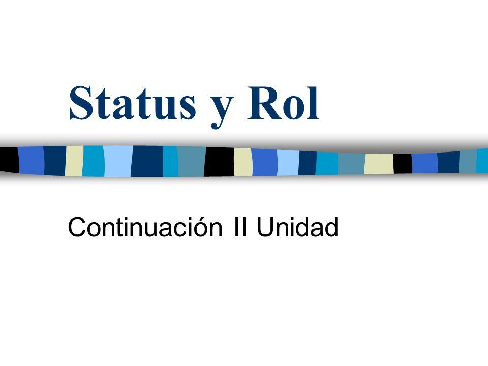 Continuación II Unidad