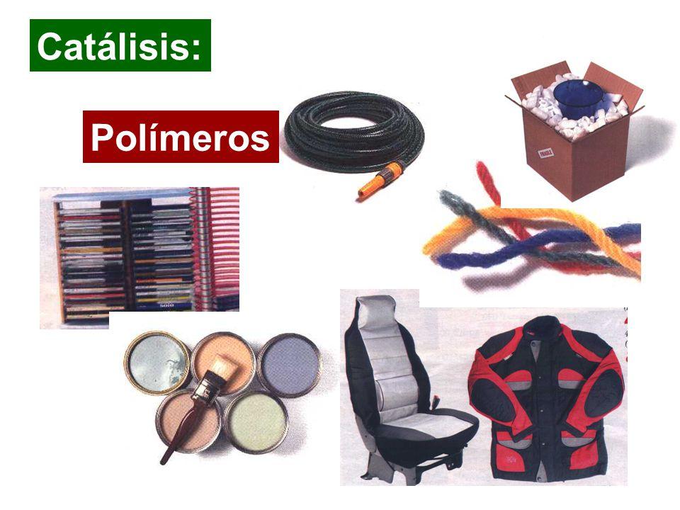 Catálisis: Polímeros