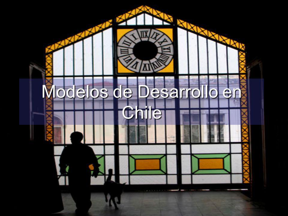 Modelos de Desarrollo en Chile
