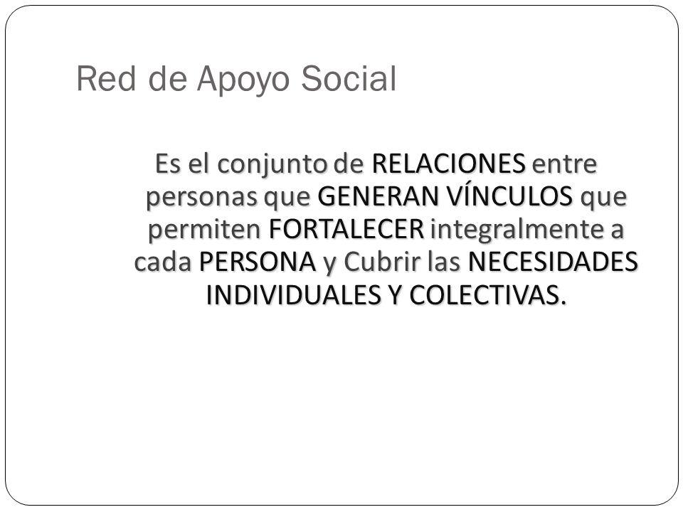 Red de Apoyo Social