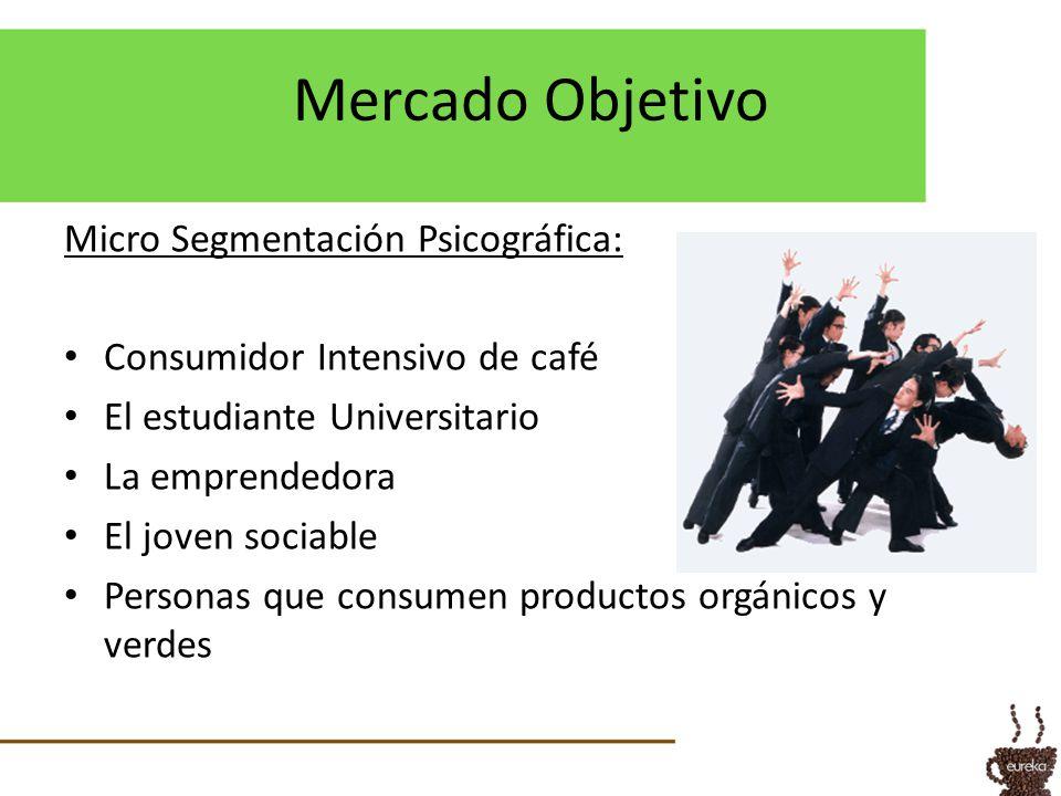 Mercado Objetivo Micro Segmentación Psicográfica: