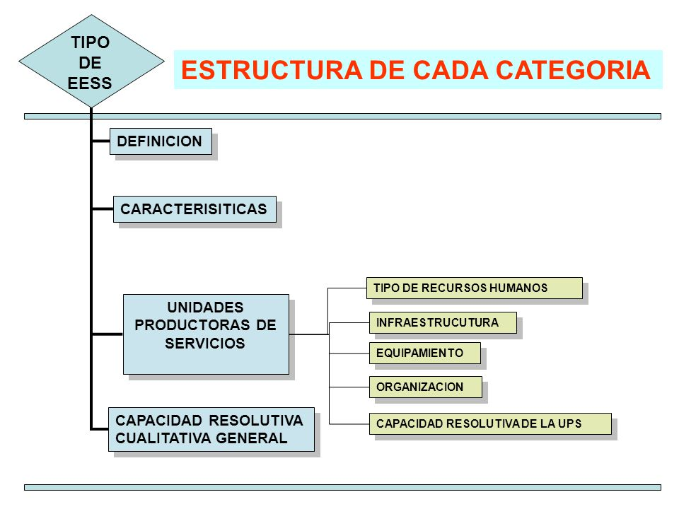 UNIDADES PRODUCTORAS DE SERVICIOS