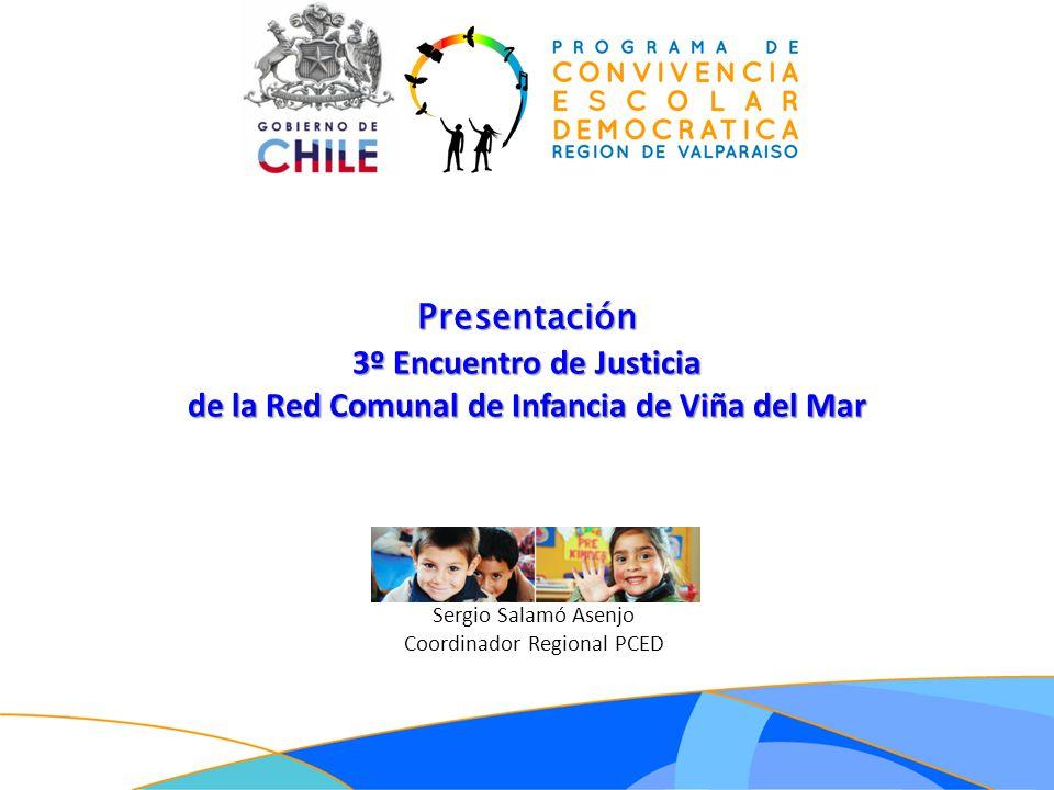 3º Encuentro de Justicia de la Red Comunal de Infancia de Viña del Mar