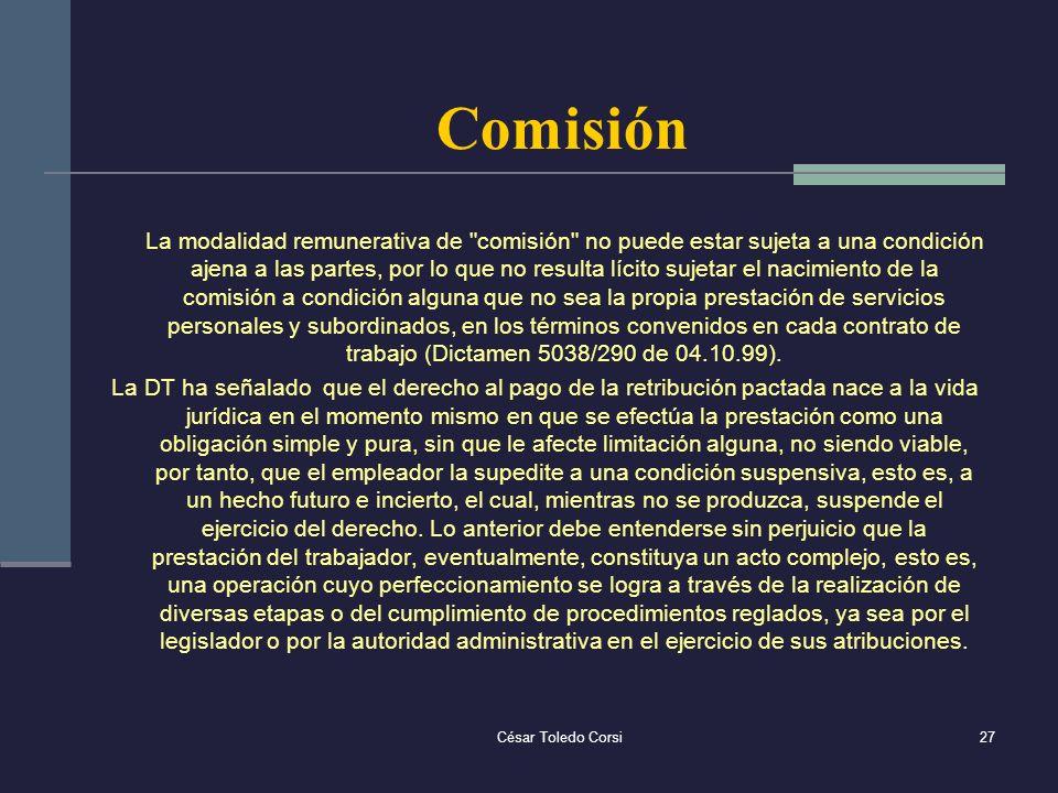 Comisión