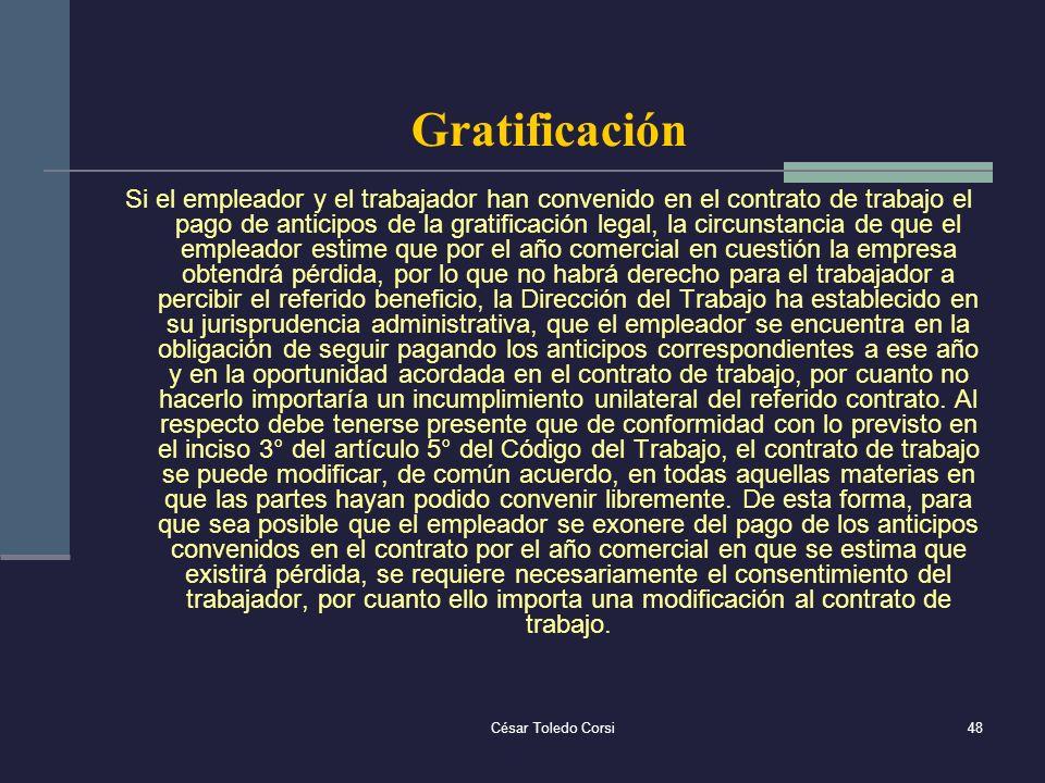 Gratificación