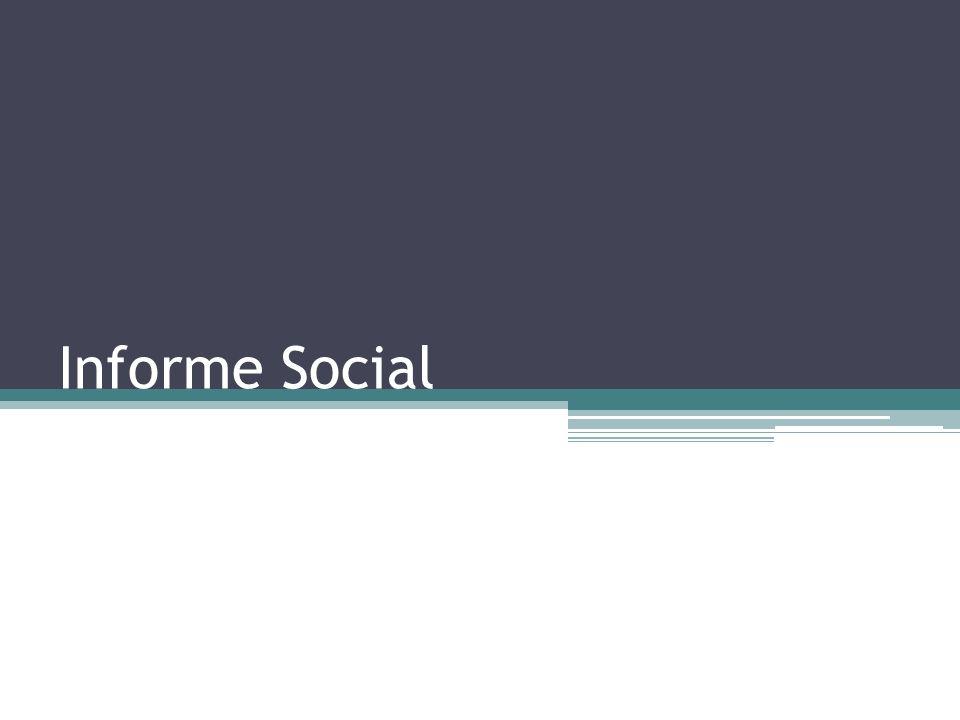 Informe Social