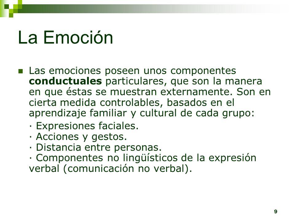La Emoción