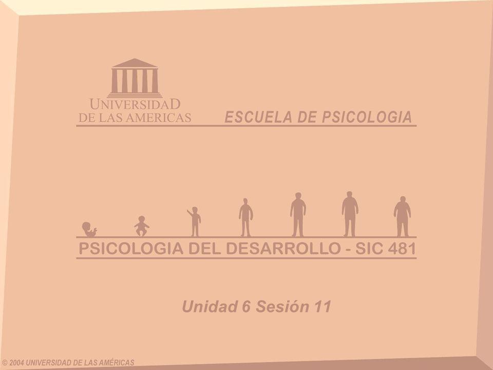 Unidad 6 Sesión 11