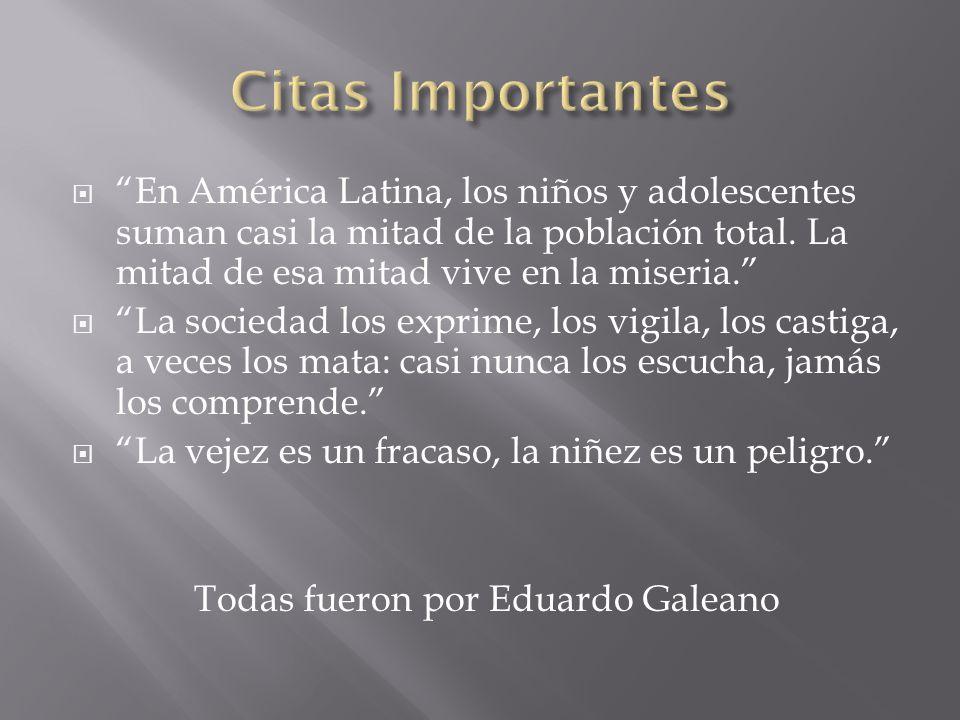 Todas fueron por Eduardo Galeano