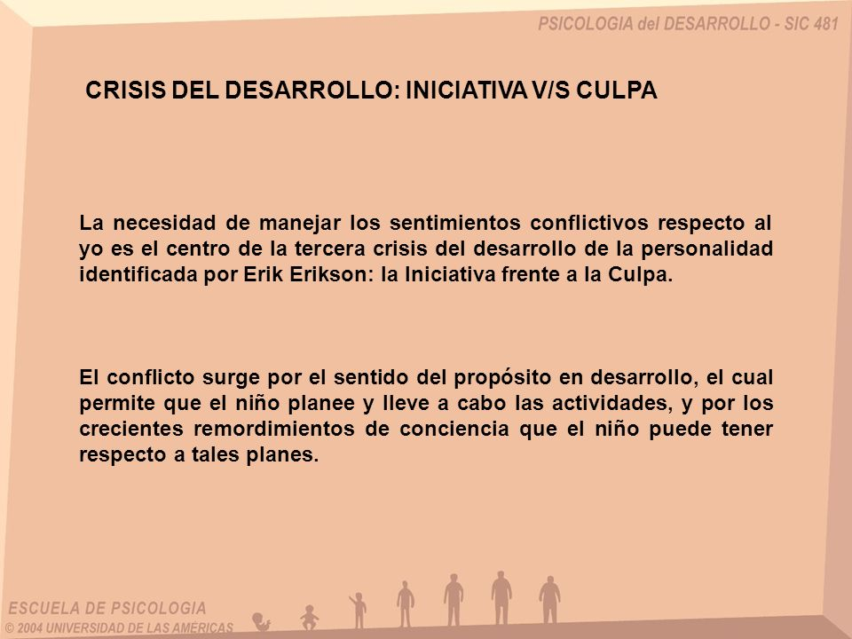 CRISIS DEL DESARROLLO: INICIATIVA V/S CULPA