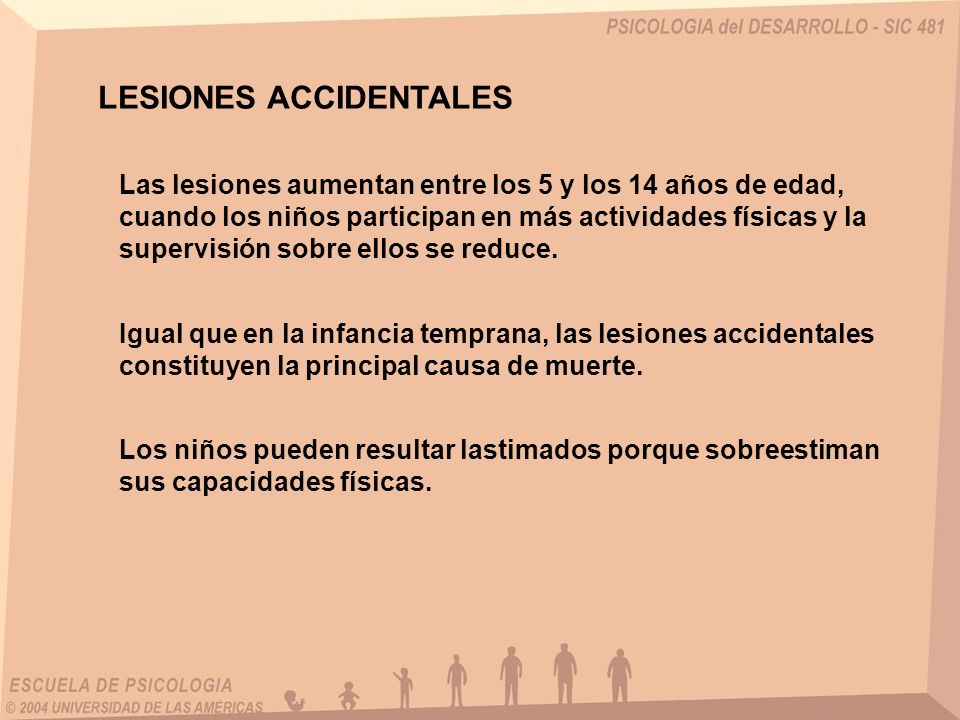 LESIONES ACCIDENTALES