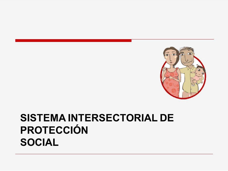Sistema Intersectorial de Protección Social