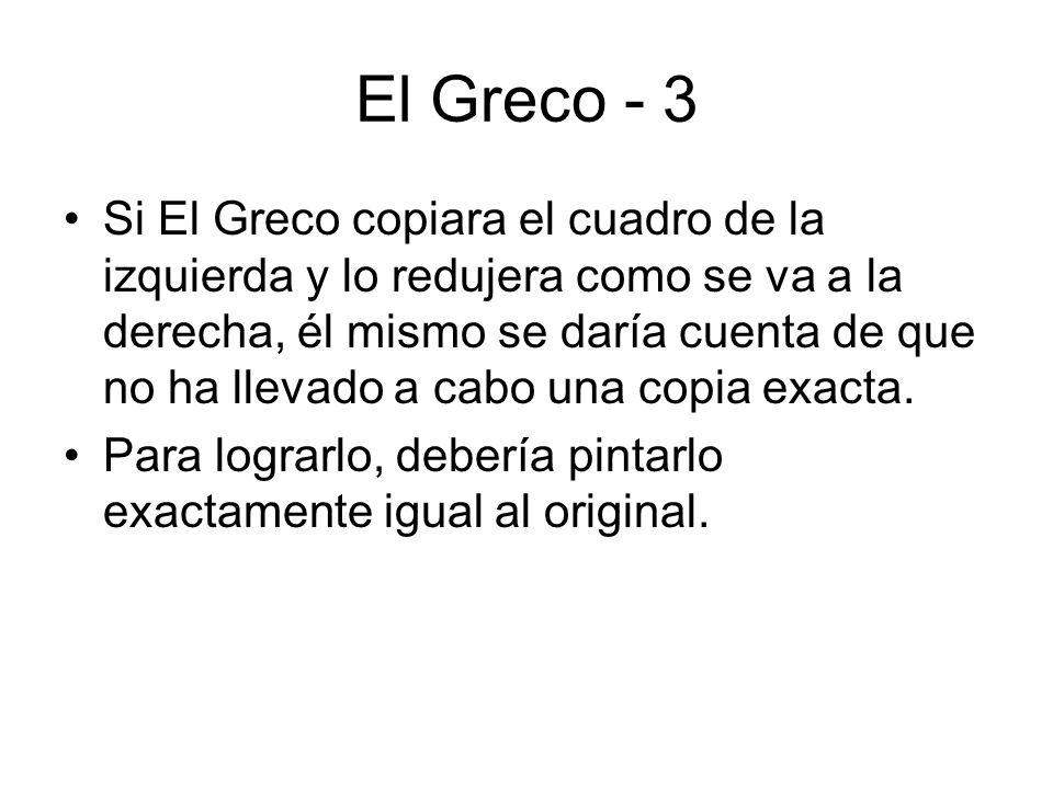 El Greco - 3