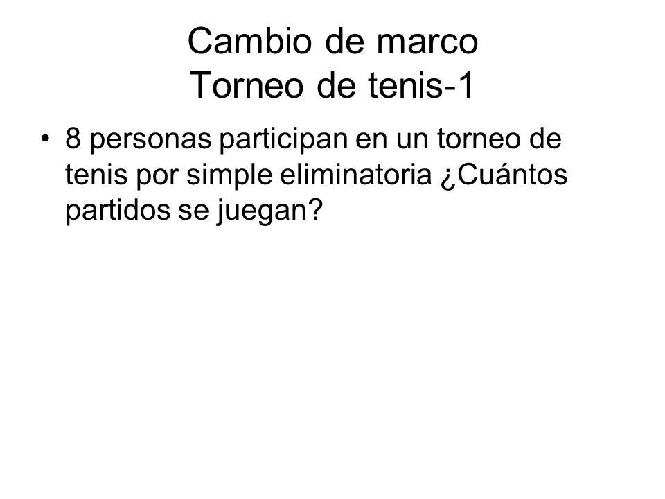 Cambio de marco Torneo de tenis-1