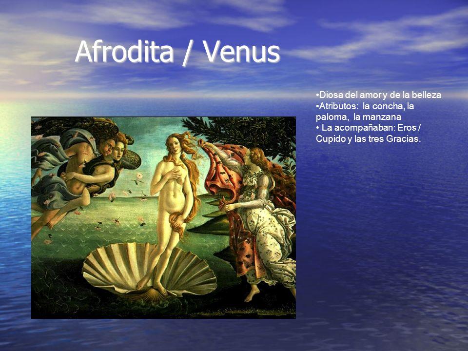 Afrodita / Venus Diosa del amor y de la belleza