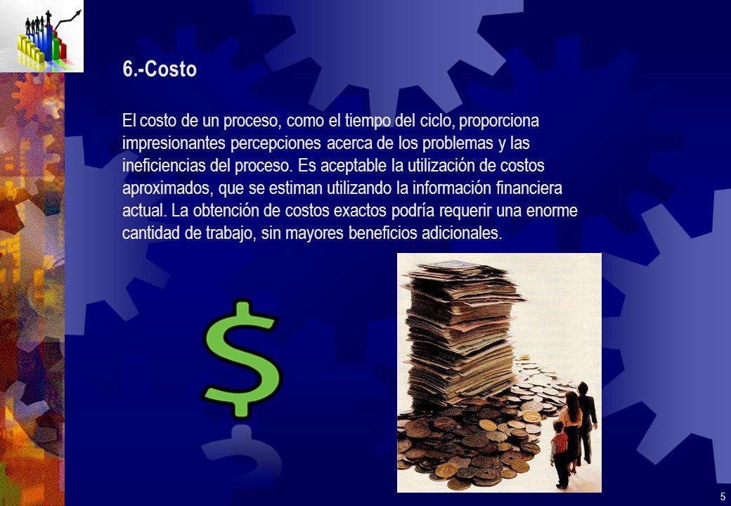 6.-Costo