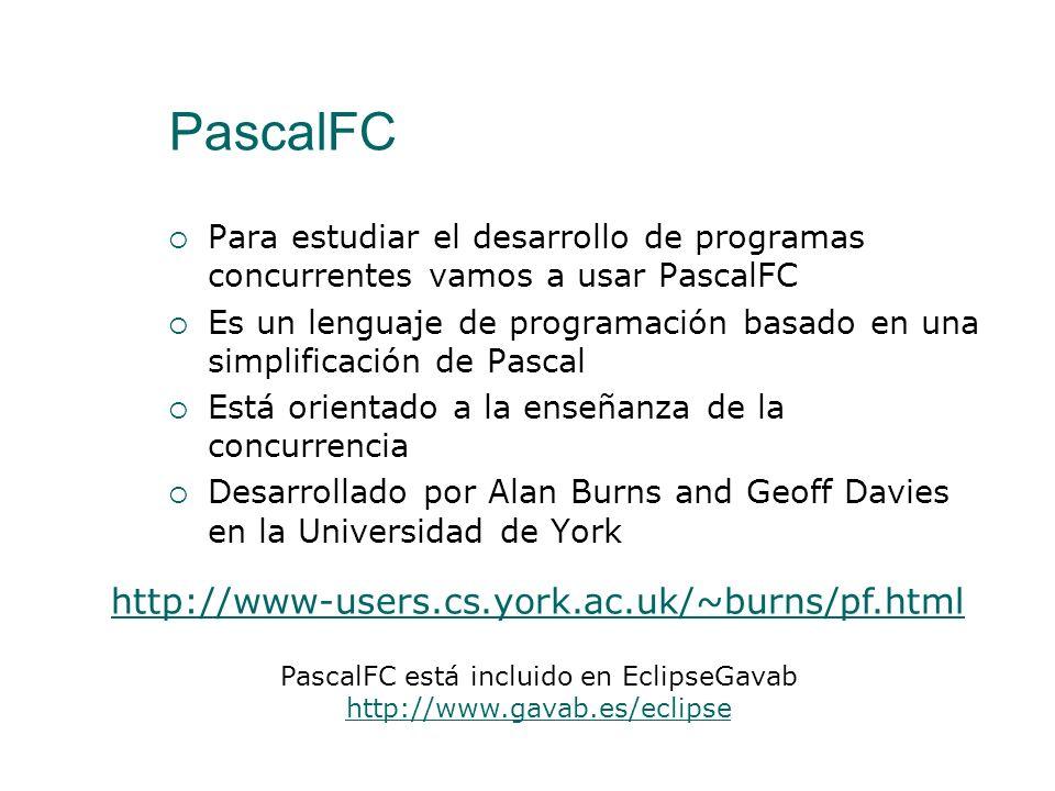 PascalFC está incluido en EclipseGavab
