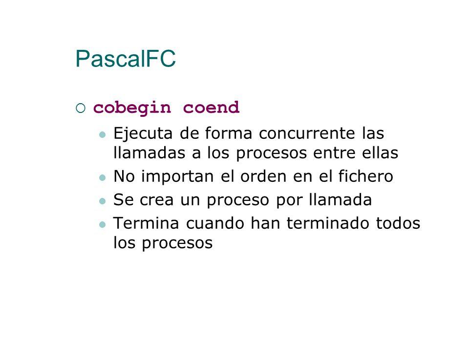 PascalFC cobegin coend