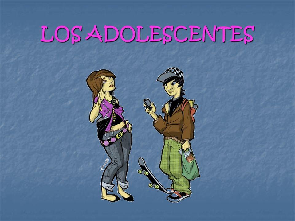LOS ADOLESCENTES