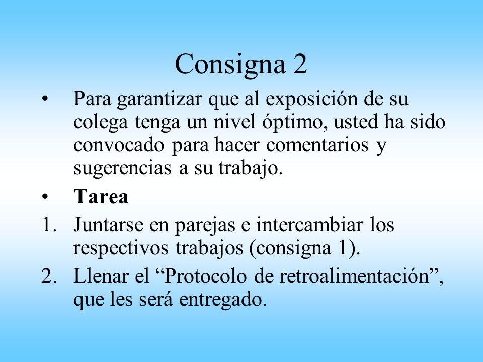 Consigna 2