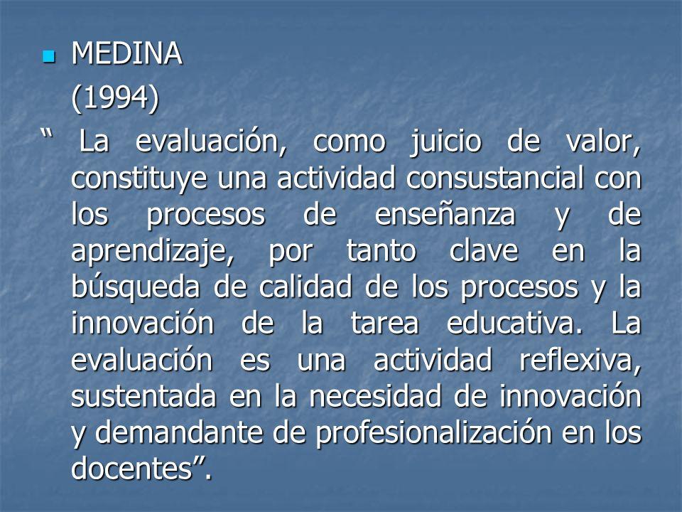MEDINA (1994)
