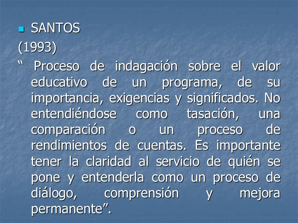 SANTOS (1993)