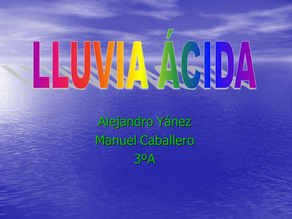 Alejandro Yánez Manuel Caballero 3ºA