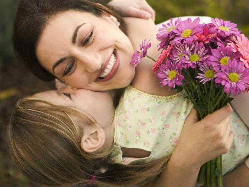 Dia de las madres: A ellas les demonstraremos nuestro amor y gratitud con un gesto concreto.