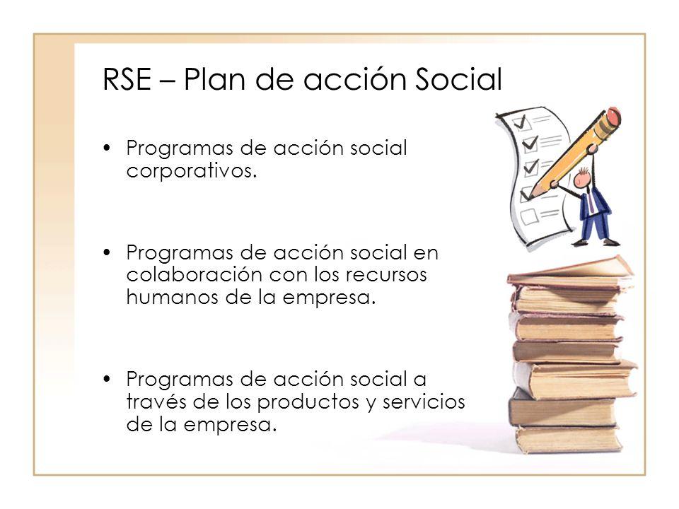 RSE – Plan de acción Social