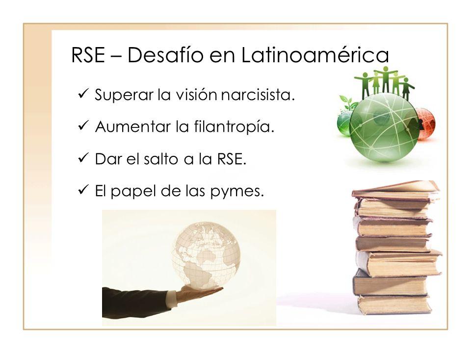 RSE – Desafío en Latinoamérica