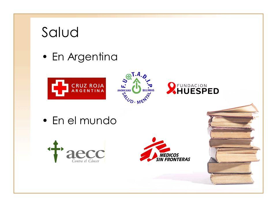 Salud En Argentina En el mundo