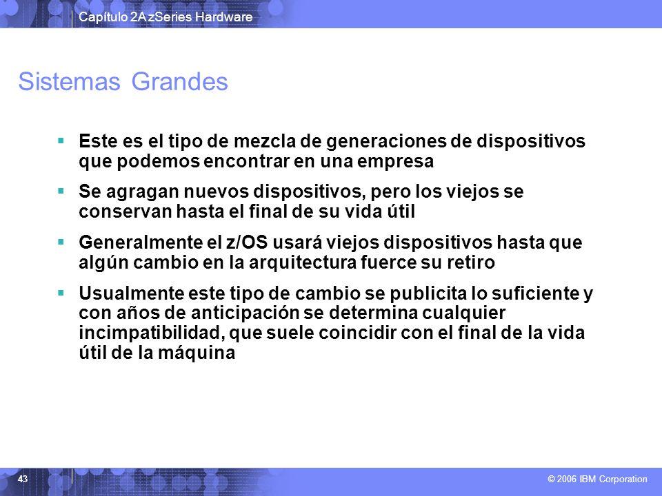 Sistemas GrandesEste es el tipo de mezcla de generaciones de dispositivos que podemos encontrar en una empresa.