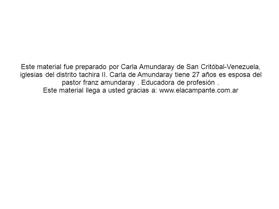 Este material llega a usted gracias a: www.elacampante.com.ar