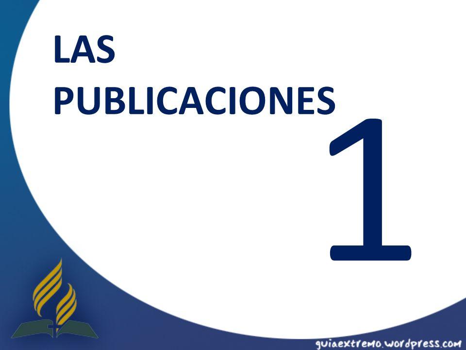 LAS PUBLICACIONES 1