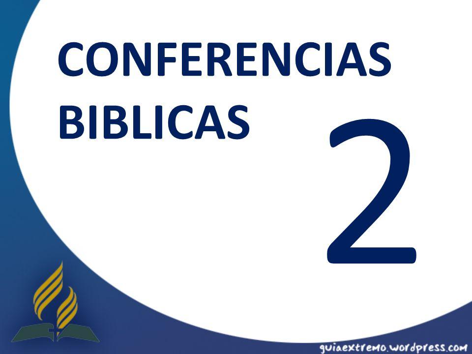 CONFERENCIAS BIBLICAS