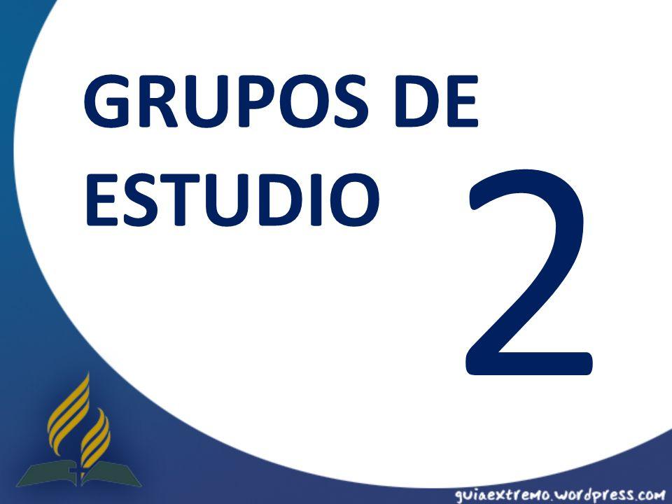 2 GRUPOS DE ESTUDIO