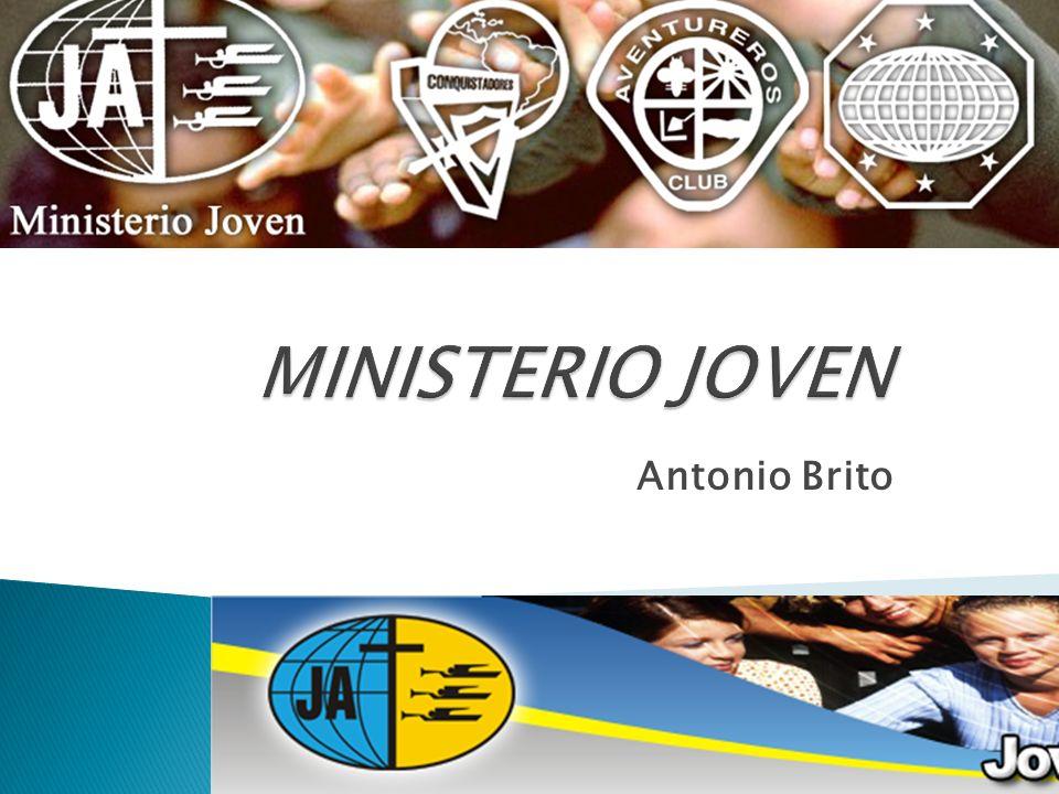 MINISTERIO JOVEN Antonio Brito