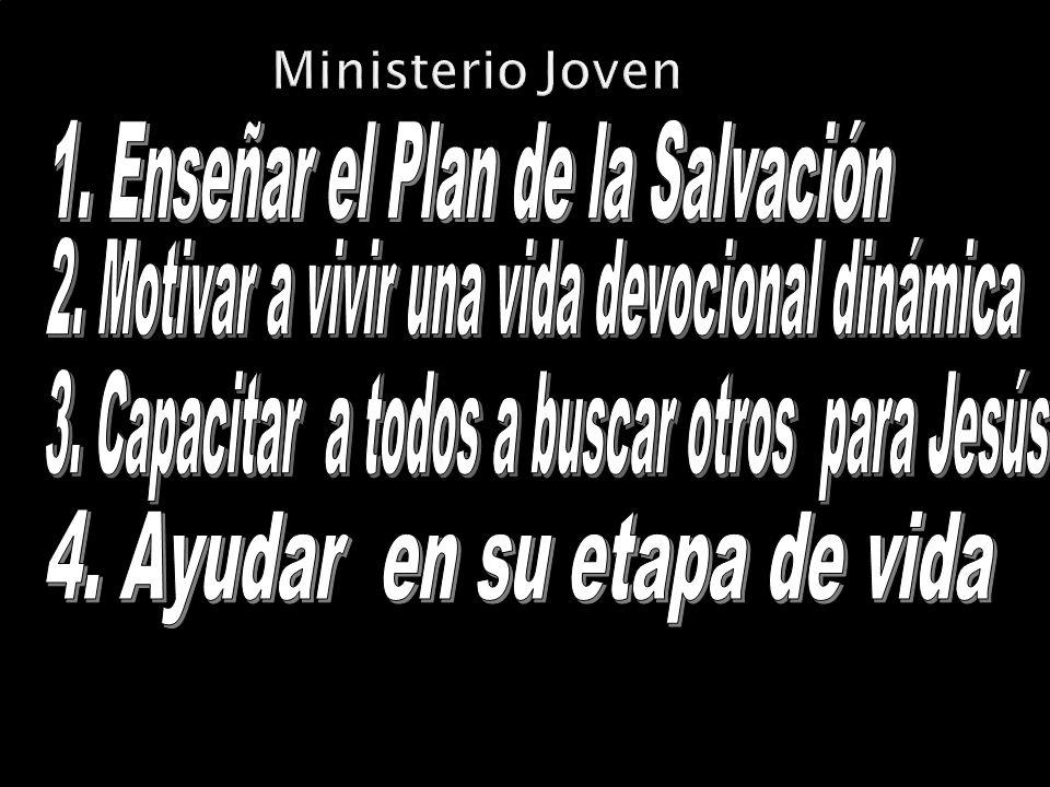 1. Enseñar el Plan de la Salvación