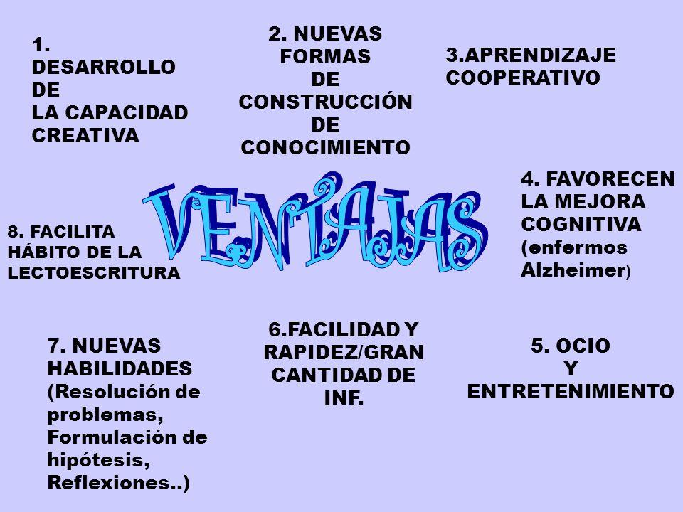 6.FACILIDAD Y RAPIDEZ/GRAN