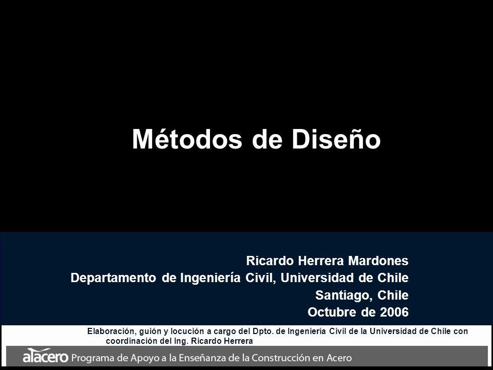 Métodos de Diseño Ricardo Herrera Mardones