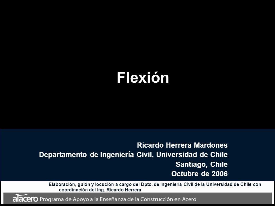 Flexión Ricardo Herrera Mardones