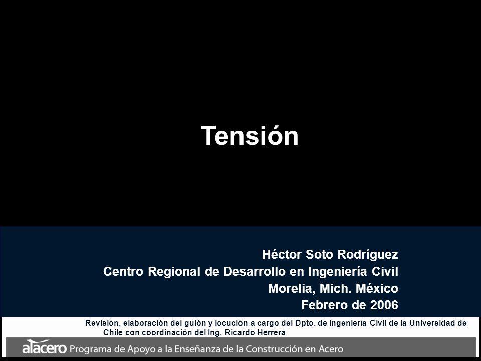 Tensión Héctor Soto Rodríguez