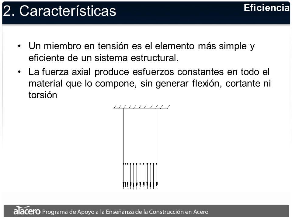 2. Características Eficiencia