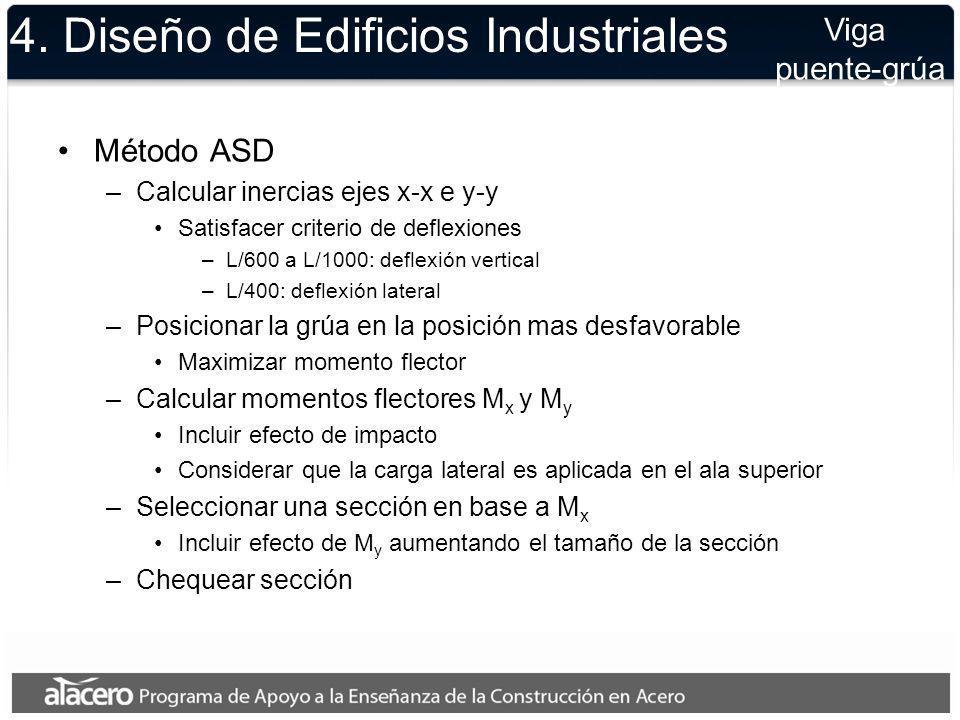 4. Diseño de Edificios Industriales